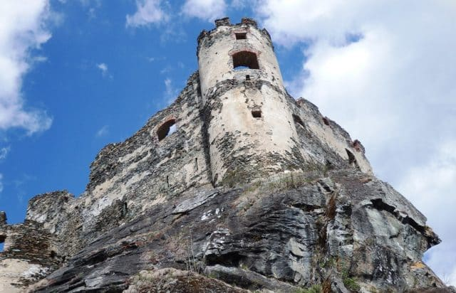 Das Steinschloss in der Urlaubsregion Murau