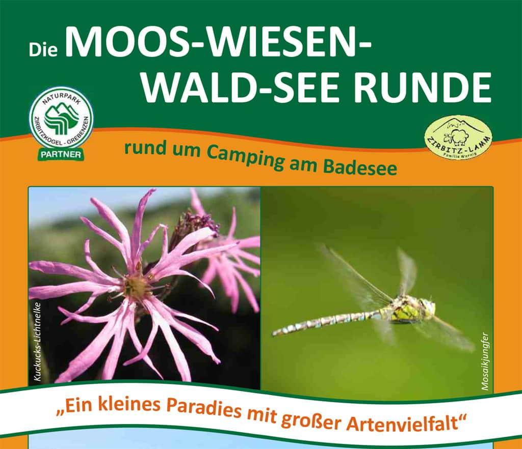Folder Moos-Wiesen-Wald-See-Runde